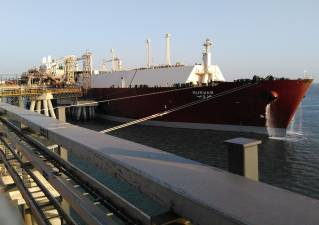 Qatargas Delivers Commissioning LNG Cargo To India's Mundra Terminal