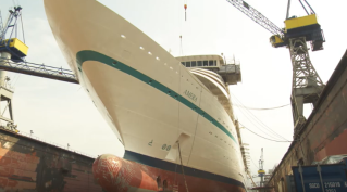 New video of Evac's refit project for MS Amera cruise ship released
