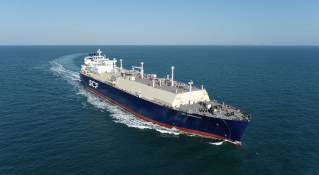 SCF takes delivery of new LNG carrier to expand long-standing partnership with Shell
