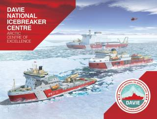 Davie Polar Icebreaker Program Confirms Design And Engineering Partners