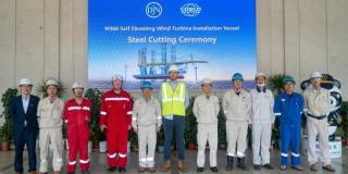 Jan De Nul kicks off the construction of its next generation Offshore Jack-Up Installation Vessel Voltaire