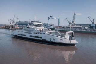 BC Ferries' fourth Island Class ferry departs Romania on Transatlantic voyage bound for B.C. (Video)