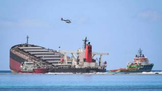 The Panama Ship Registry And Japanese Experts Cooperate With Mauritius Island Authorities In The Case Of The Wakashio Ship