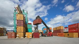 Seven percent rise in container volumes at Ports of Stockholm