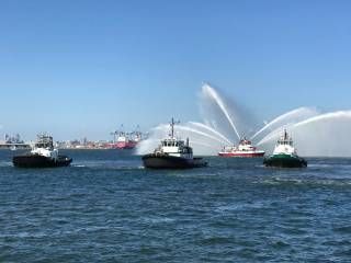 New ASD-90 Tug Arrives In Long Beach