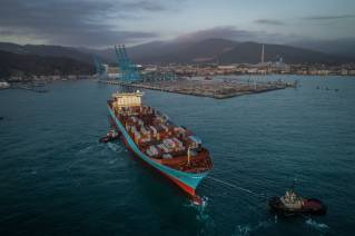 Maersk links new $5.0bn revolving credit facility to its CO2 performance