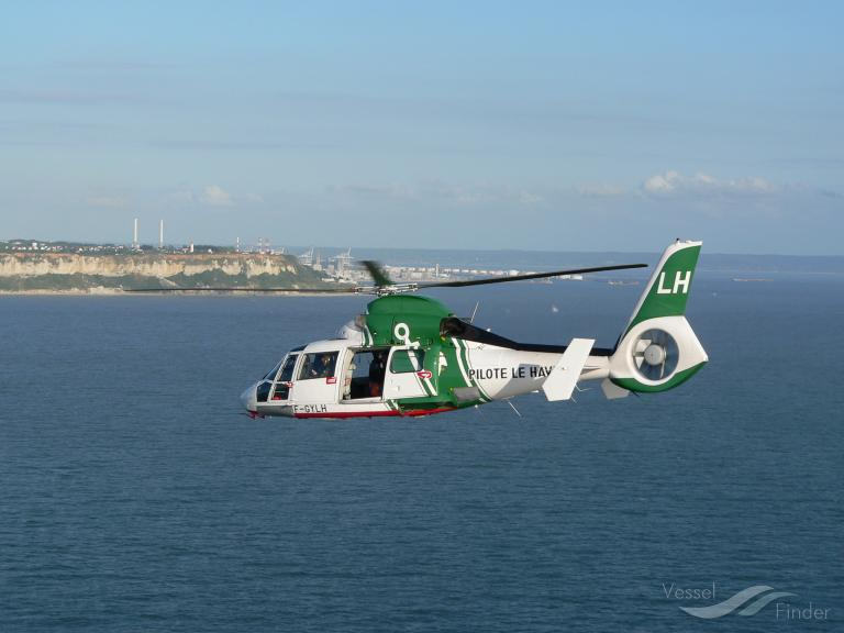 HELICO PILOTE HAVRE photo