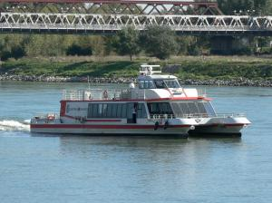 Photo of TWIN CITY LINER 1 ship