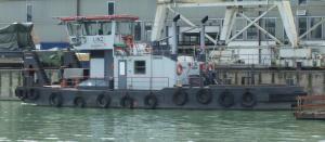 Photo of LINZ LOGSERV ship