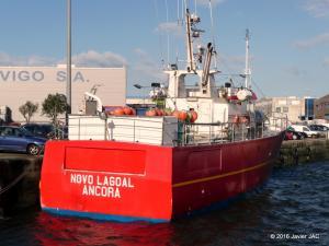 Photo of NOVO LAGOAL ship
