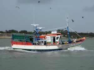 Photo of AJUDADO POR DEUS ship