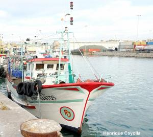 Photo of JORGE SANTOS ship