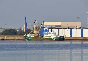 Photo of CUSTOS DEUS ship