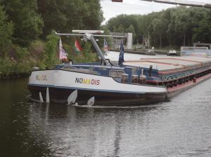 Photo of NOMADIS ship
