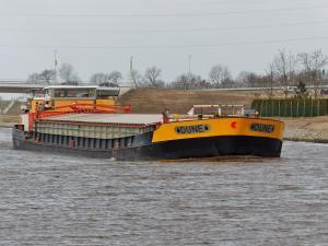 Photo of DUNE ship