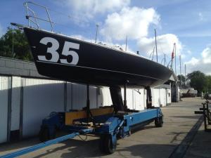 Photo of FLICKA3 SOLOSAILING ship