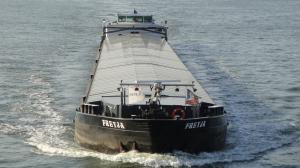 Photo of FREYJA ship