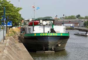 Photo of CORJANO ship