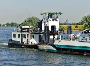 Photo of NADIA ship