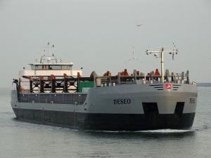 Photo of DESEO ship