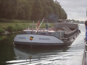 Photo of HUMADIVI ship