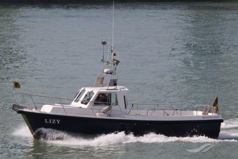 FLIC (MMSI: 205421200) ; Place: Zeebrugge (B)