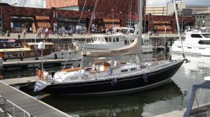 Photo of POLARREV ship