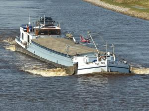 Photo of SCALDIS ship