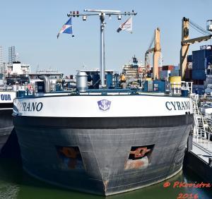 Photo of CYRANO ship
