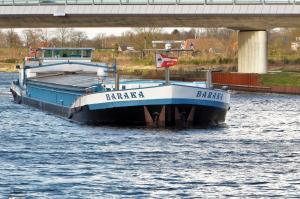 Photo of BARAKA ship