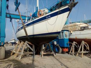 Photo of KLEINE WOLKE ship