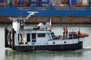 Photo of MAC GYVER 3 ship