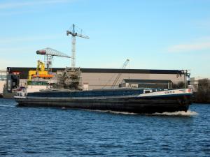 Photo of OSTIA ship
