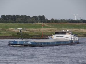 Photo of KAMINA ship