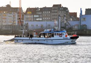 Photo of ANAIS ship