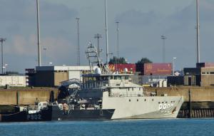Photo of P902 BNS POLLUX ship