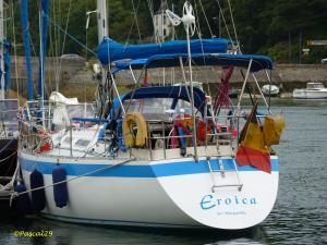 Photo of EROICA ship