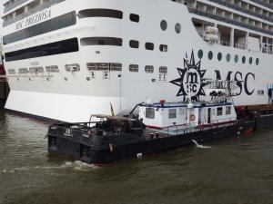 Photo of ELBE 1 ship