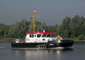 Photo of ORKA.> ship