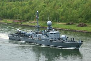 Photo of S80 HYAENE ship