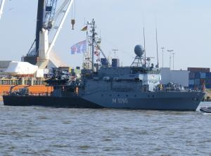 Photo of PEGNITZ ship