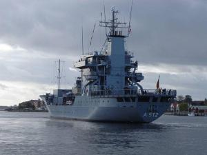 Photo of MOSEL ship