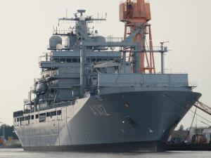 Photo of NATO WARSHIP A1412 ship