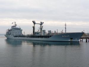 Photo of NATO WARSHIP A1443 ship