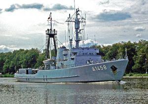 Photo of FEHMARN ship