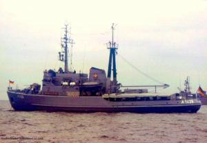 Photo of BALTRUM ship