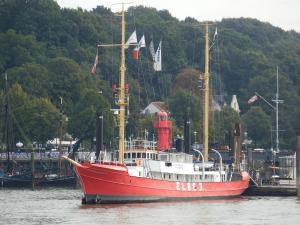 Photo of ELBE 3 ship