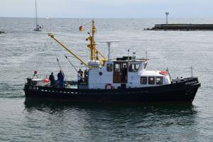 Photo of KORMORAN ship