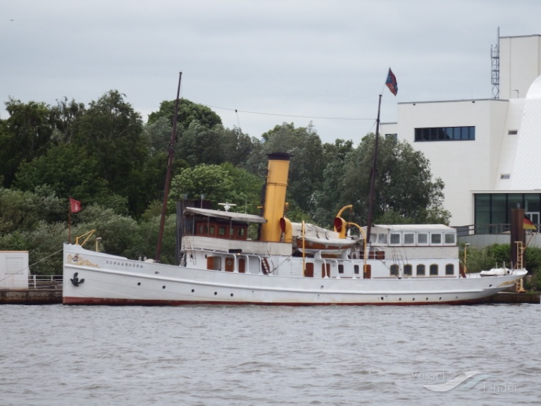 SCHAARHOERN (MMSI: 211227410) ; Place: Hamburg, Germany