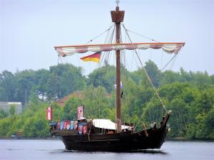 Photo of UBENA VON BREMEN ship